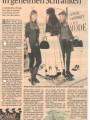 Abendzeitung April 2009
